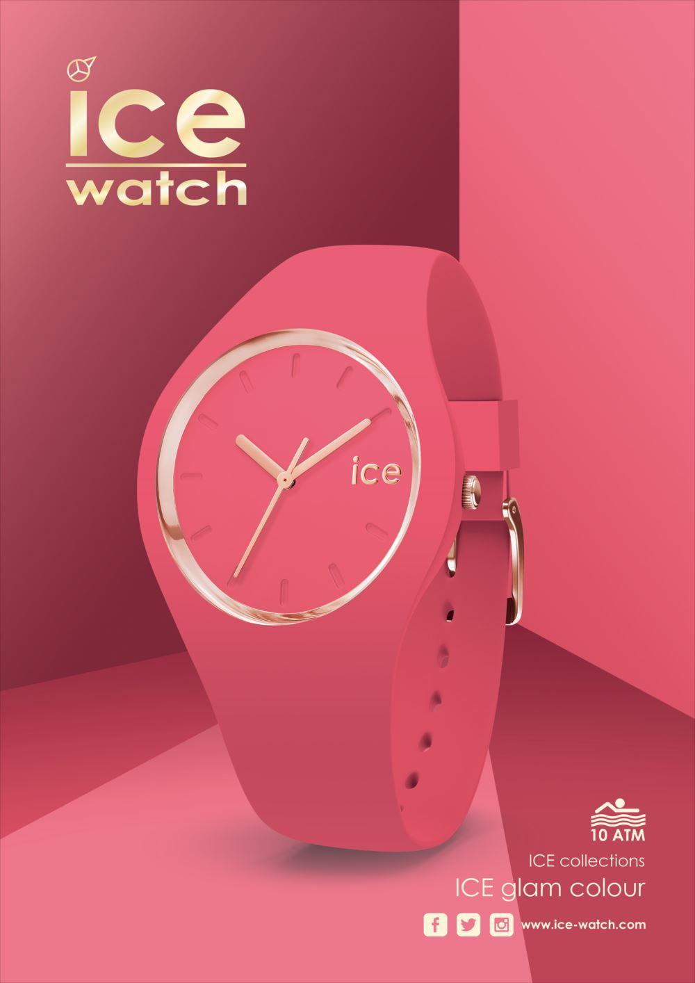 ICE glam colour