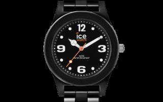 ICE slim – black