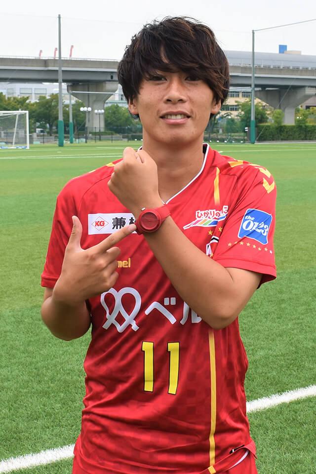 阪口 萌乃(MF)