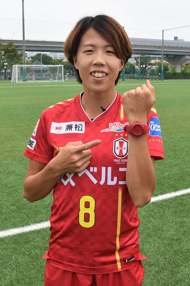 西川 彩華(MF)